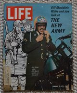 REDUCED LIFE MAGAZINE 1971 in 29 Palms, California