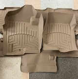 Weather Tech Floor Liners for 2015-16 Tahoe in Byron, Georgia