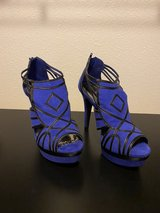 Violet Heels Size 8.5 in Honolulu, Hawaii