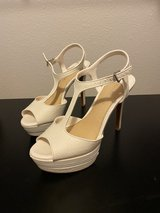 Gianni Bini Cloud White Pumps in Honolulu, Hawaii