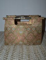 REDUCED VINTAGE purse bag lame in 29 Palms, California