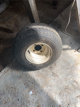 golf cart wheel tires in Beaufort, South Carolina