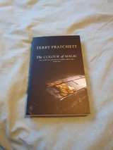 Terry Pratchett The Colour Of Magic in Lakenheath, UK