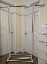 2 Clothes racks in New Orleans, Louisiana