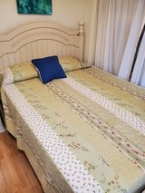 Queen bedroom new mattress pottery barn style in Camp Pendleton, California