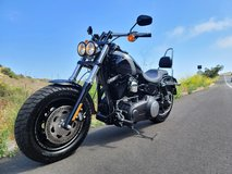 2017 Harley Davidson Dyna Fatbob FXDF with 1000 miles! in Camp Pendleton, California