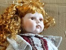 Collectible Doll  about 40cm high - from inheritance in Baumholder, GE