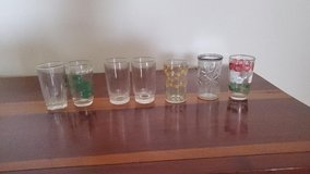 Vintage Kraft Pimento Cheese Glasses in Pearland, Texas