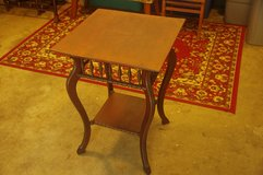 Antique Square Table in Warner Robins, Georgia
