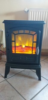 Electric heater - faux stove in Baumholder, GE