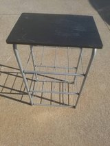 Metal 3 Shelf Stand in Fort Campbell, Kentucky