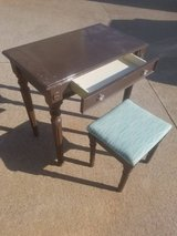 Vanity Table & Stool in Fort Campbell, Kentucky