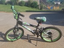 """No Rules Boys Freestyle 18"""" Bmx Bike (Neon Green / Black) in Fort Campbell, Kentucky"""