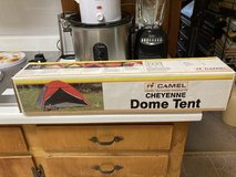 New Camel Dome tent in Warner Robins, Georgia
