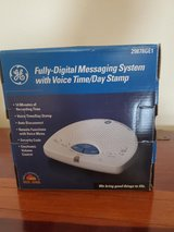 GE Digital Answering/Messaging System in Pearland, Texas