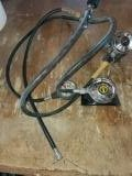 Aqualung SCUBA Octopus regulator and other assoprted items in 29 Palms, California
