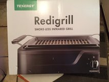 tenergy redigrill smoke less infrared grill new in unopened box in Bolingbrook, Illinois