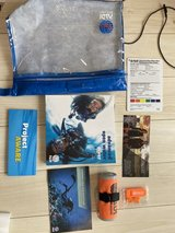 PADI Advanced open Water course material in Okinawa, Japan