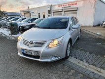 2010 Automatic TOYOTA AVENSIS 2,2 D-4D TURBO DIESEL * LOW KM *NEW INSPCTION in Spangdahlem, Germany