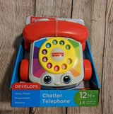 Fisher Price Chatter Phone in Moody AFB, Georgia