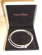 PANDORA necklace - real silver in Ramstein, Germany