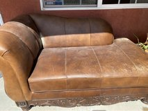 Ashley Chase leather has scratches could be polished no holes overall good condition in 29 Palms, California