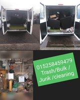 Trash /Bulk /Junk removal /cleaning services in Ramstein, Germany