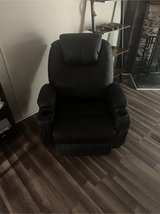 heat/massage/recliner in Beaufort, South Carolina