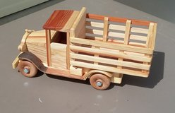 Classic Handmade Wooden Stakebed Truck in 29 Palms, California