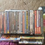 DVD s tons $1 each in 29 Palms, California