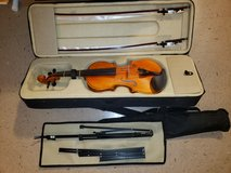 Violin in Fort Campbell, Kentucky