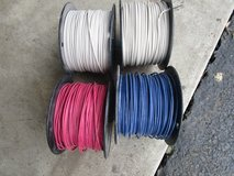 4 ROLLS OF #14 THHN SOLID WIRE in Plainfield, Illinois