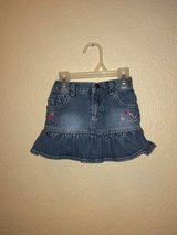 18 months denim skirt ... by Faded Glory in Fort Hood, Texas