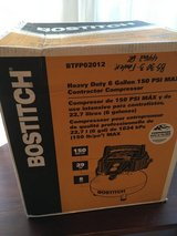 110v Bostitch Air Compressor (New-in-Box) in Ramstein, Germany
