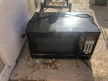 Microwave in Nellis AFB, Nevada
