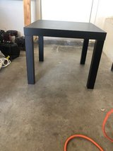 4 IKEA End Tables in Nellis AFB, Nevada