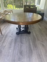 Dining table in Eglin AFB, Florida