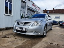 2010 Automatic TOYOTA AVENSIS 2,2 TURBO DIESEL*LOW KM* 2 YEARS NEW INSPECTION * in Spangdahlem, Germany