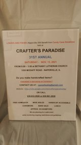 Crafter's Paradise in Plainfield, Illinois