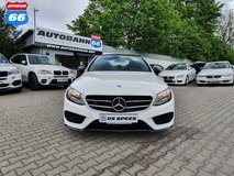 2017 Mercedes C300 – AMG Line in Hohenfels, Germany