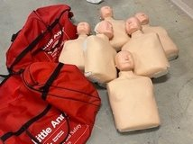 CPR Adult Manikins - 6 in Glendale Heights, Illinois