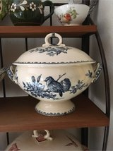 antique french soup bowl in Ramstein, Germany