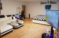 Long term luxurious modern art studio apartment at the LRMC in Ramstein, Germany