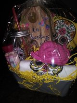 yellow Sugar Skull gift set in The Woodlands, Texas