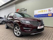 2018 Lincoln MKC Premiere in Ramstein, Germany