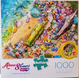 Jigsaw puzzle- Beachcomber's Bounty in Glendale Heights, Illinois