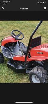 riding mower in Ramstein, Germany