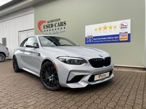 2020 BMW M2 Competition in Spangdahlem, Germany
