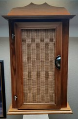 Solid wood hanging cabinet, medicine cabinet... in Spangdahlem, Germany
