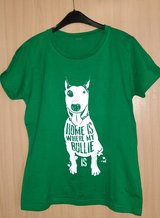 Cool Bull Terrier Shirt size M-New! in Spangdahlem, Germany